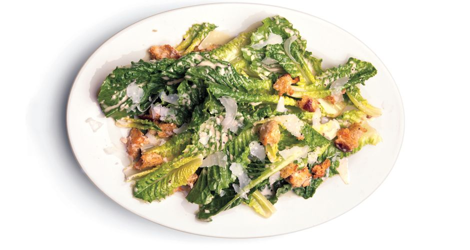 ultimate caesar salad dressing