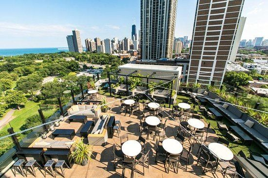 Chicago Rooftop Bars