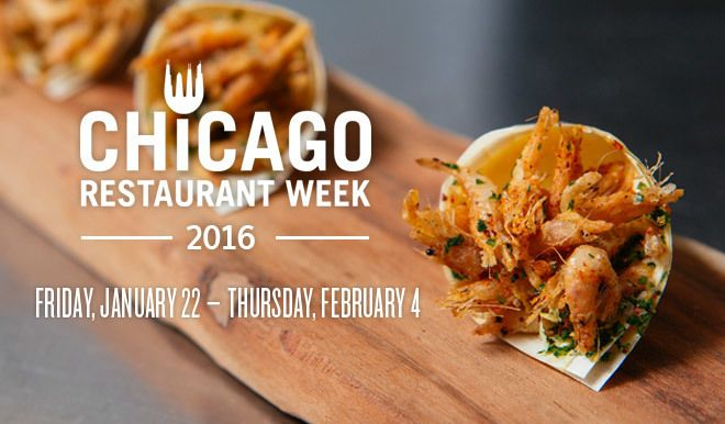 2016 Chicago Restaurant Week1