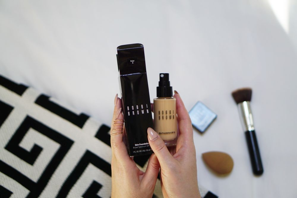 Bobbi Brown Foundation_Her Tasty Life02